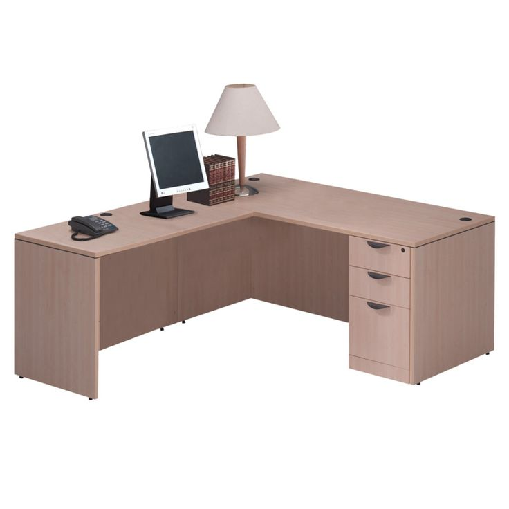 Aspenhome Warm Cherry Executive Modular Home Office: 17 Best Images About Executive Desks On Pinterest