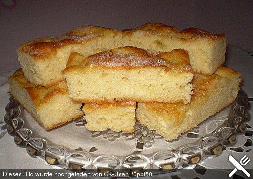 Zuckerkuchen (Rezept mit Bild) von schneeglocke | Chefkoch.de
