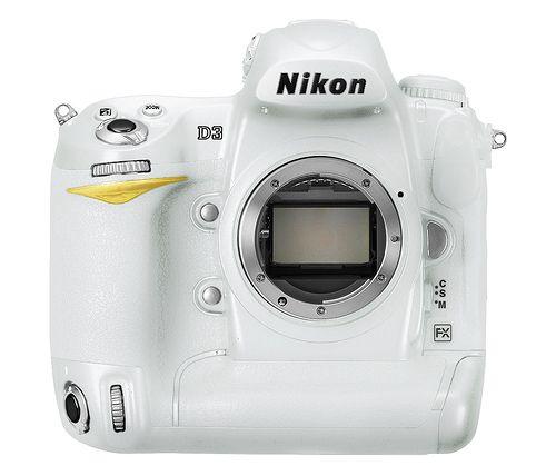 Nikon D3 wedding photographer edition