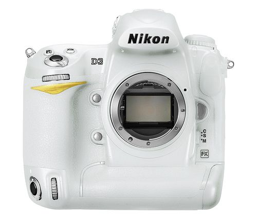 Nikon D3 weeding photographer edition by couila, via Flickr