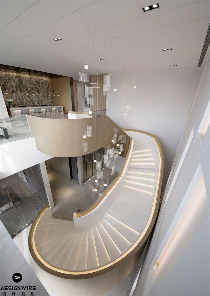 矩阵纵横:广州华润天合销售中心设计-09
