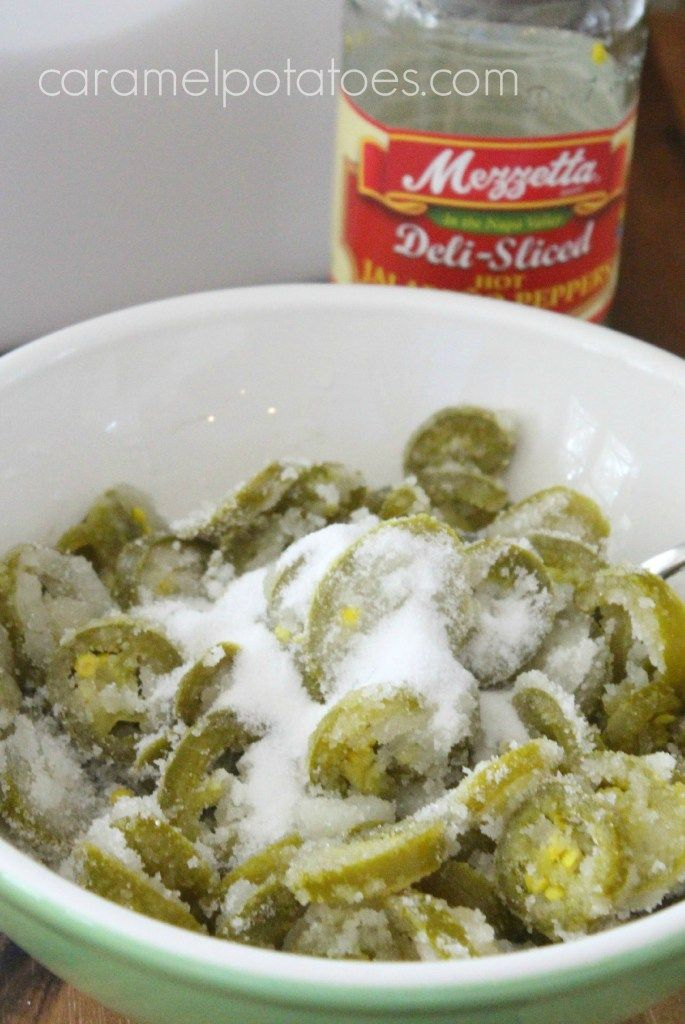 Easy Candied Jalapenos                                                                                                                                                                                 More