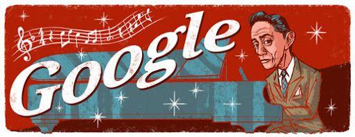 117º aniversário de Ladislao José Biro #GoogleDoodle