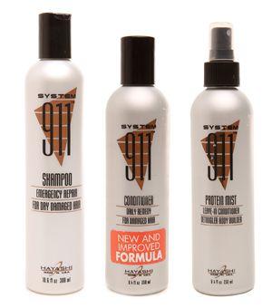 HAIR 2 GO - Hayashi - System 911 Triple Pack, $24.95 (http://www.hair2go.com.au/hayashi-system-911-triple-pack/)