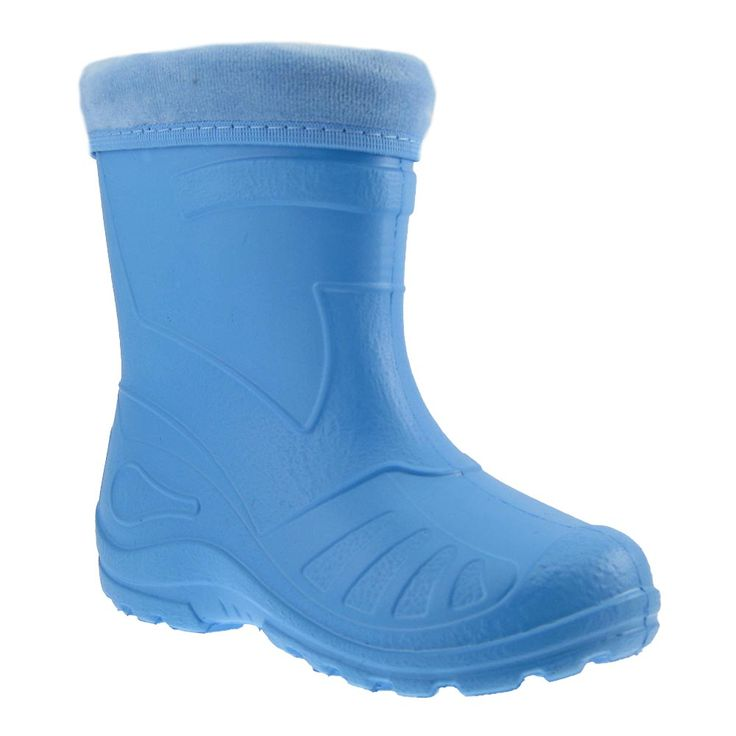 SUPERLEICHTE-EVA-Kinder-Regenstiefel-Gummistiefel-Thermostiefel-warm-gefuettert