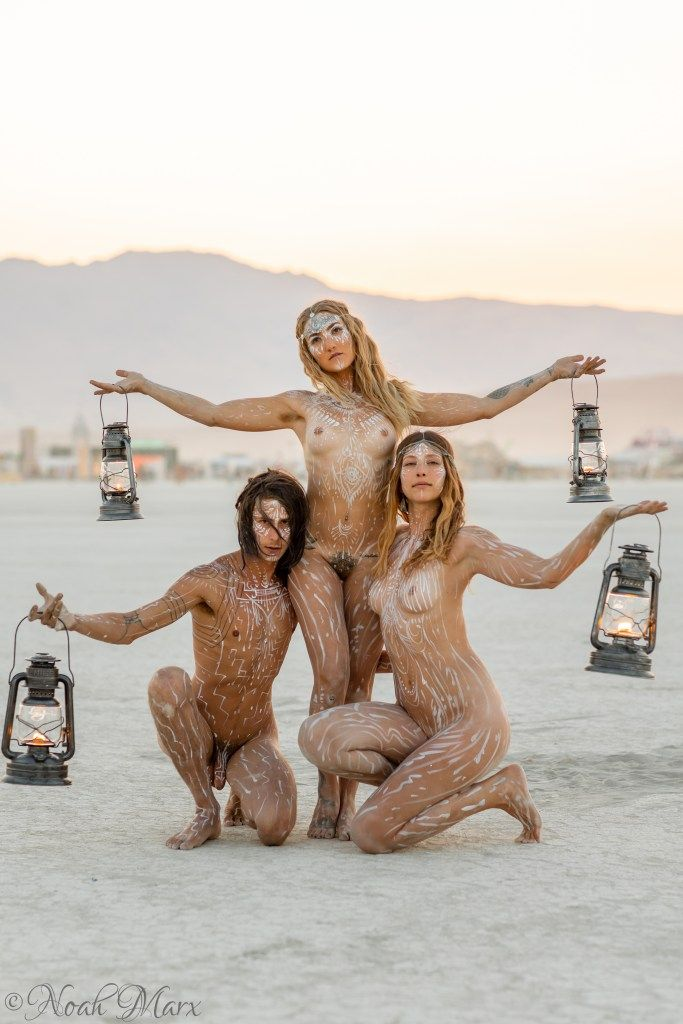Burning man gallery naked, hot adult xxx