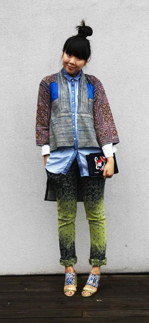 Epic Susie Bubble Street Style