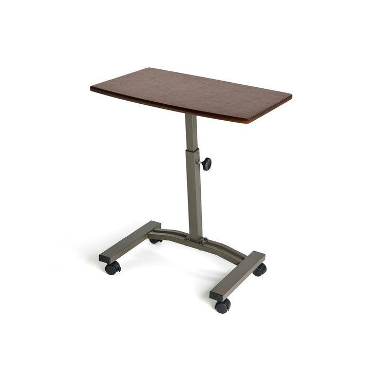 #Mobile#Laptop#Desk#Cart#adjustable #Portable#Stand#Table. Schreibtisch ...