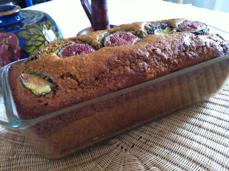 Easy, Moist Fig Cake Recipe
