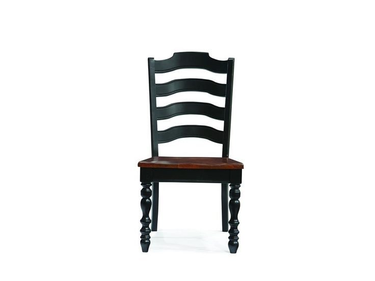 Shop For Legacy Classic Funiture Ladder Back Side Chair And Other Dining Room Chairs At Kittles Furniture In Indiana Ohio
