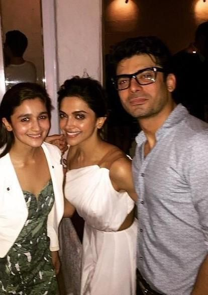 Alia or Deepika, who will join Fawad on Karan's couch?