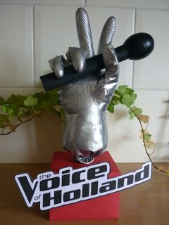 The Voice of Holland Sinterklaas surprise..... Ideaal voor zingende jongens