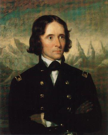 #TodayInCAHistory: On June 25, 1846, Capt. John C. Fremont moved his expedition party to Sonoma, CA to join and command the Bear Flag Revolt against the Mexican officials controlling Alta California.