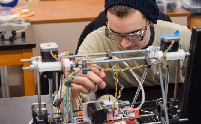 Impresión 3D podría ayudar a cuidar el medio ambiente