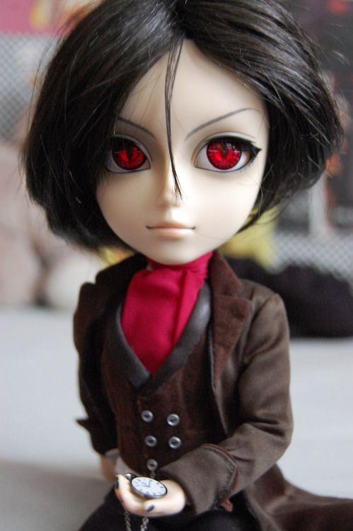 фото кукла таянг себастьян для