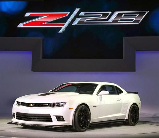 2014 Camaro z28 - 500 hp out of the box