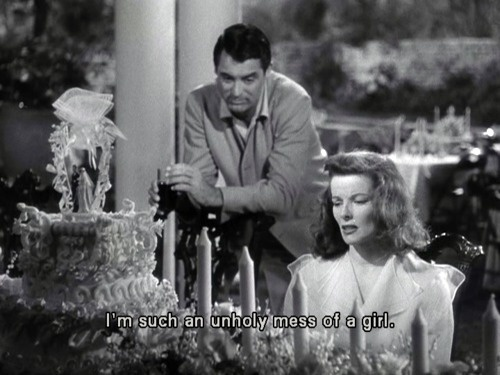 The Philadelphia Story (1940)    classic katharine.