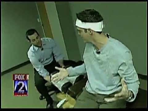 Dr. Zach with Tim Ezell of Fox News– InsideOut Wellness