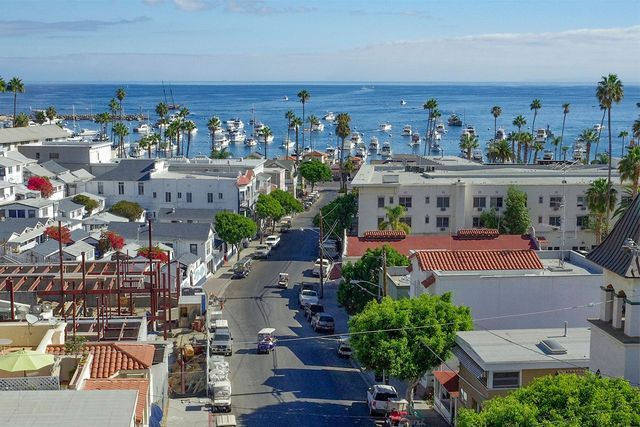 A summary of the best hotels in Avalon, Catalina Island, organized by type