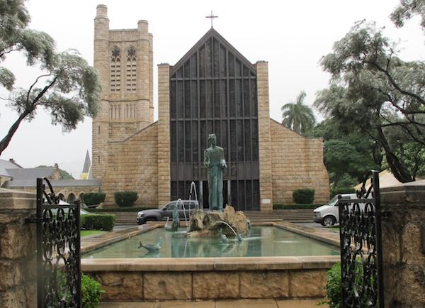 St. Andrew's Cathedral, Honolulu HI.