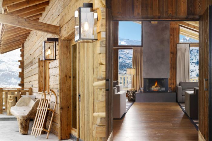 Fantastic and warm house in the mountains