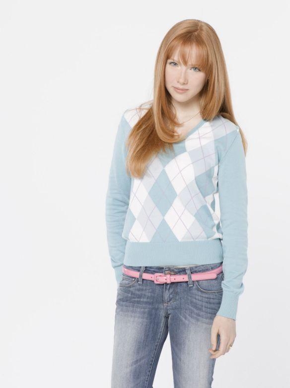 Castle TV Series, Molly C Quinn as Alexis Castle