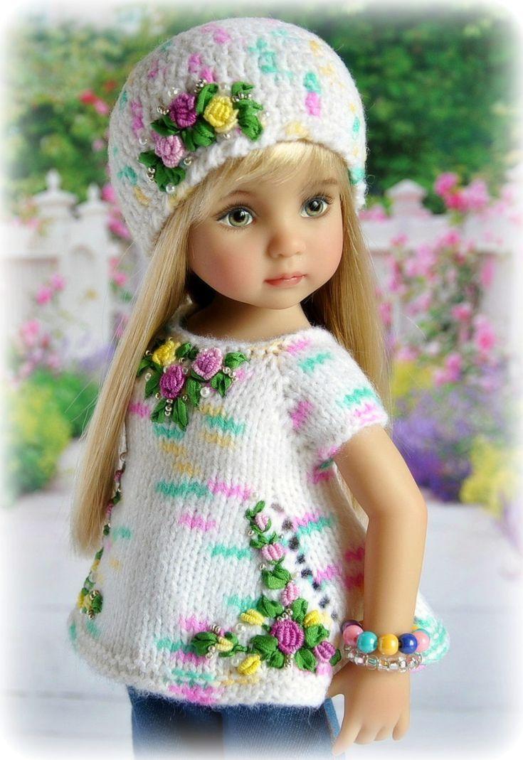 423 besten Tiere und Puppen Bilder auf Pinterest | Stricken häkeln ...