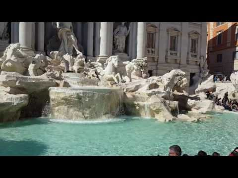 Fontana di TREVI - YouTube
