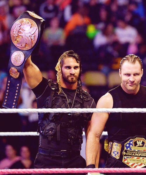 Seth Rollinsand Dean Ambrose