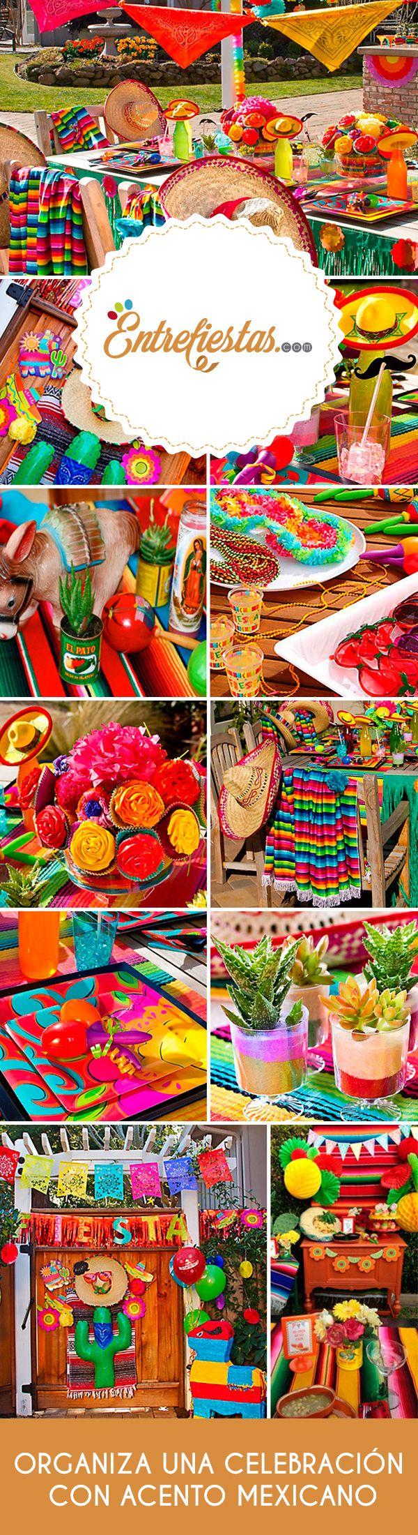 Si estás en la búsqueda de ideas para planificar y realizar una fiesta inspirada en el 5 de Mayo ¡no busques más! aquí te traemos algunas prácticas recomendaciones que debes tomar en cuenta para amenizar una celebración con mucho acento mexicano.