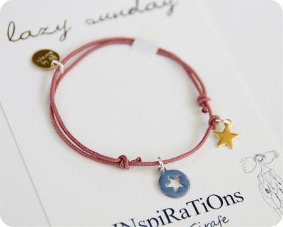 Bracelet grigri > Inspiration b