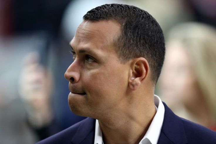 Alex Rodriguez Reportedly Turned Down Chance to Join Group Bidding on Marlins  -  May 6, 2017:      Feb 5, 2017; Houston, TX, USA; MLB former player Alex Rodriguez in attendance for Super Bowl LI between the Atlanta Falcons and the New England Patriots at NRG Stadium. Mandatory Credit: Kevin Jairaj-USA TODAY Sports
