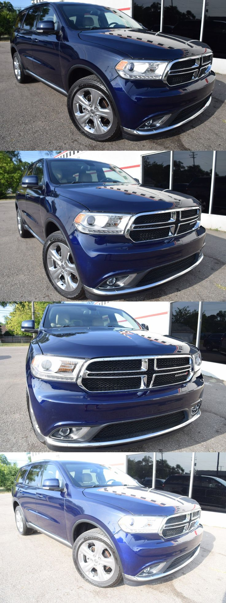SUVs: 2014 Dodge Durango Awd Limited-Edition(Three Row Seats) Suv 2014 Dodge Durango Awd Limited-Edition(Three Row Seats) Suv -> BUY IT NOW ONLY: $22400 on eBay!