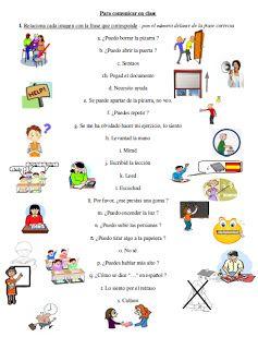 Virginie nous envoie des diaporamas (pour les 4e et pour les 3e) pour apprendre à communiquer en classe en espagnol. Ces diapos sont accompa...