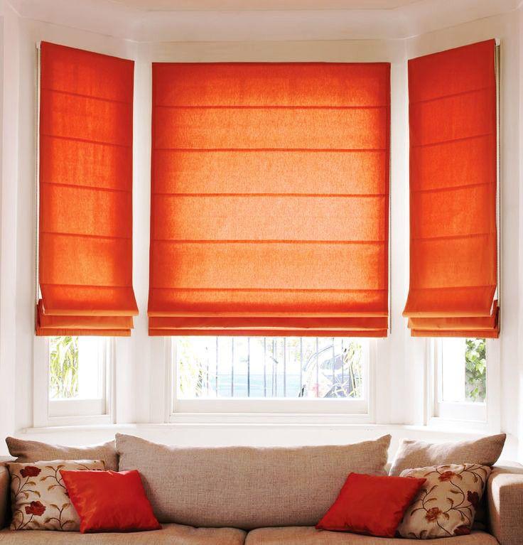 Jesienne inspiracje, dekorujemy okno na jesień. Inspired by Autumn - http://www.liradom.com.pl/rolety-rzymskie.html