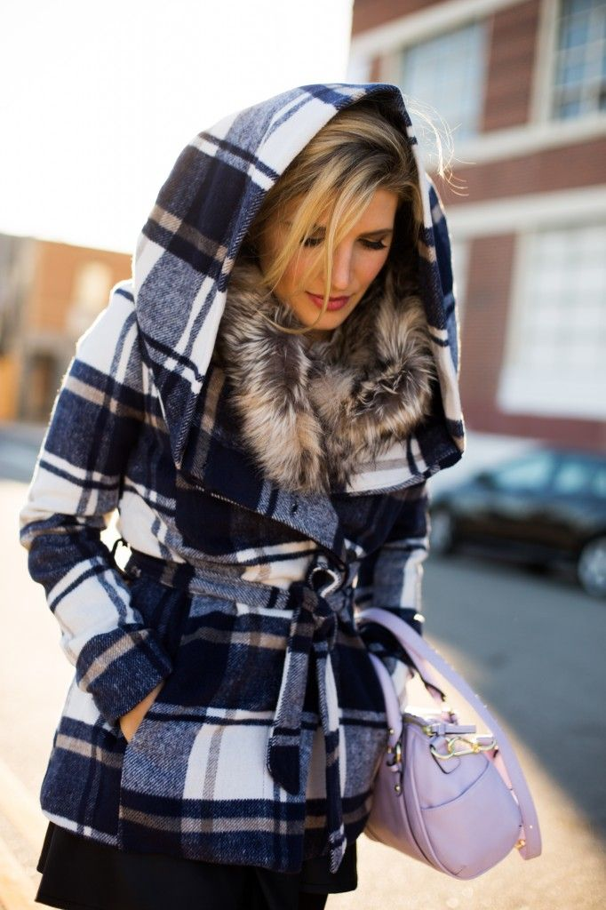 Holiday Style, 3 Ways | Look 3: Fabulous and Topped with Fur