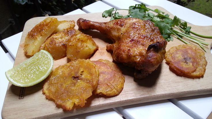 Portuguese chicken piri piri a la Chef Nacho