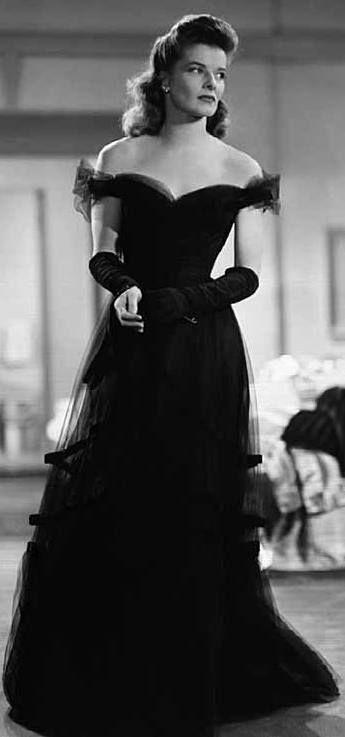 classic hollywood glamour: Katharine Hepburn