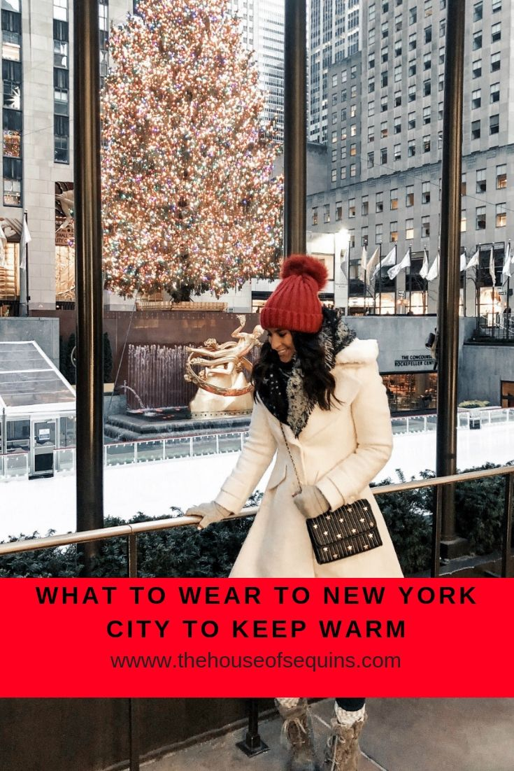 What To Wear To New York City To Keep Warm