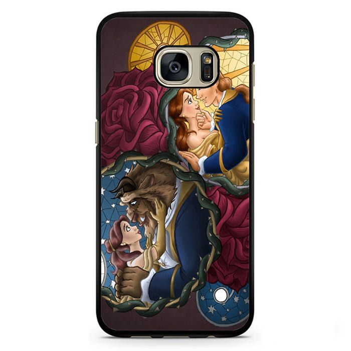 Beauty And The Beast Disney Princess Phonecase Cover Case For Samsung Galaxy S3…