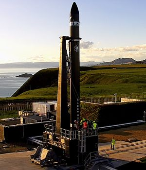 Rocket Lab countdown: What you need to know - NEWS ITEM