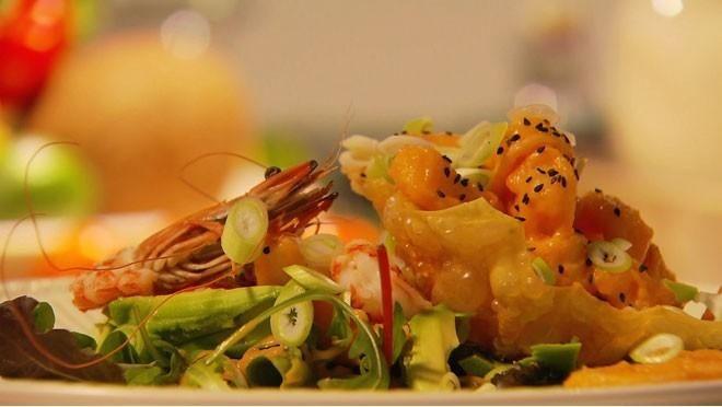 Tropische zeevruchten op Arubaanse stijl - recept   24Kitchen