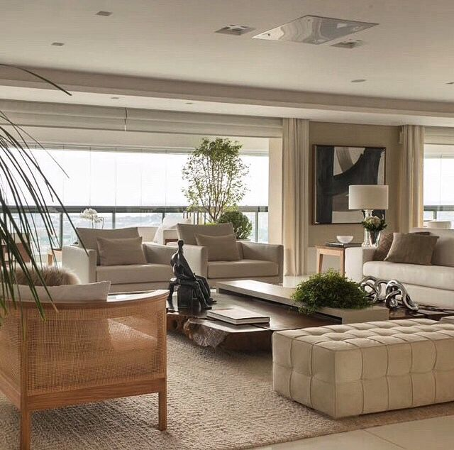 Best 25+ Luxury living rooms ideas on Pinterest | Neutral ...
