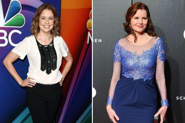 TV Casting Update: Jenna Fischer Has a New TV Husband, Geena Davis Needs an 'Exorcist'