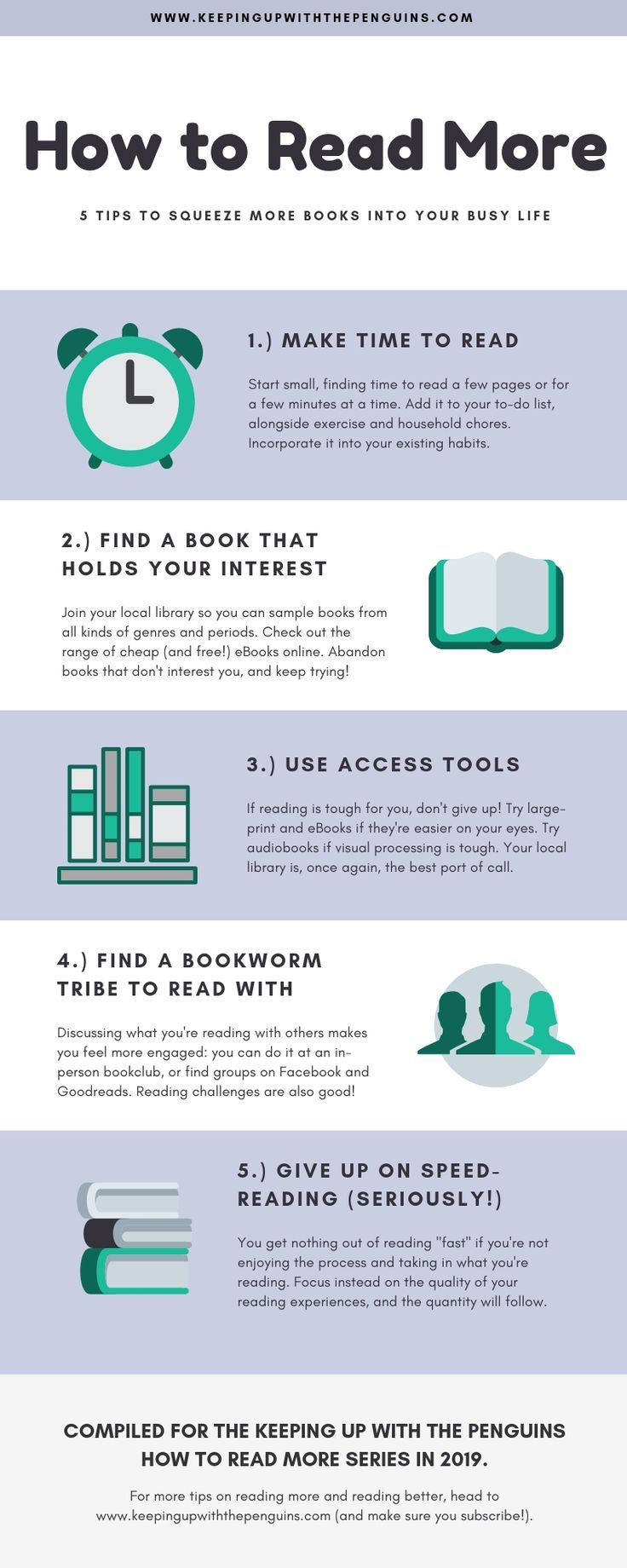 How To Read More How To Read More Book Infographic Speed Reading