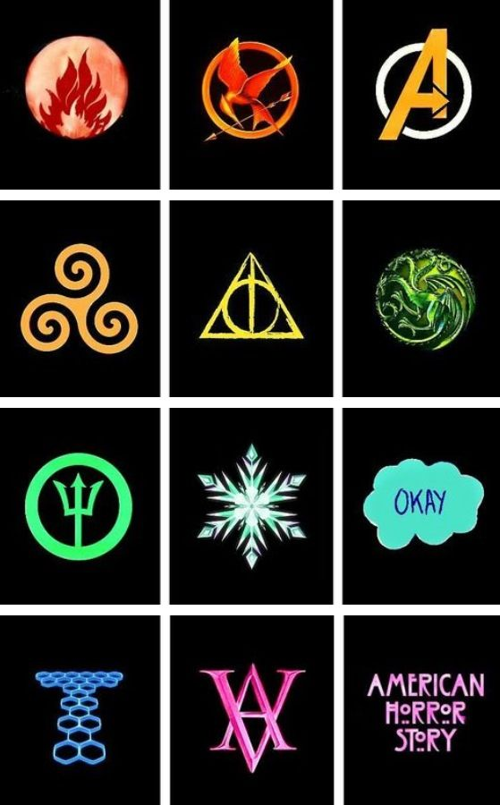 Beautiful Creatures Book Symbols