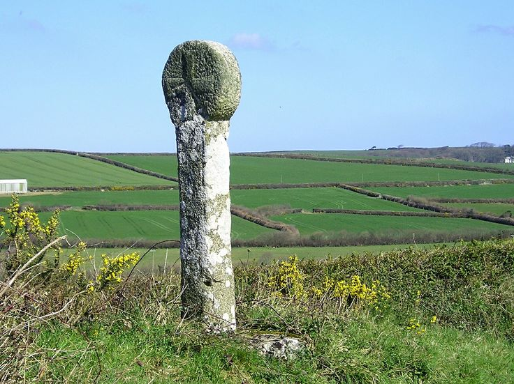 Job's Cross, Cornwall.