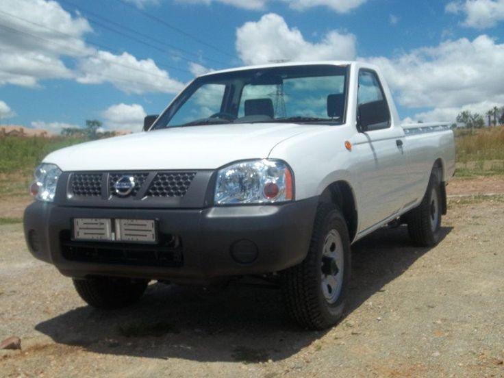 "Pin on NEW Nissan NP300 Hardbody 2000i 16V LWB S/Cab ""S"