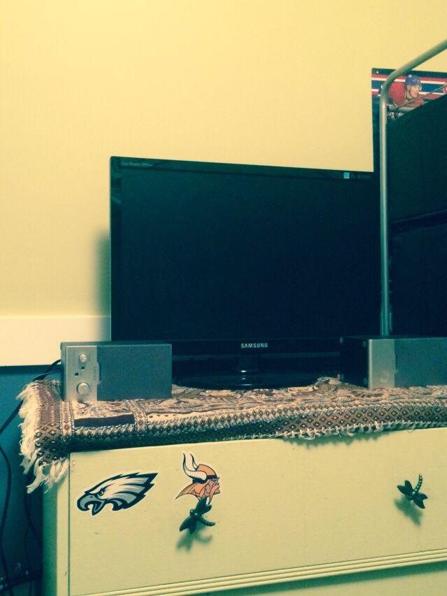 My gaming monitor