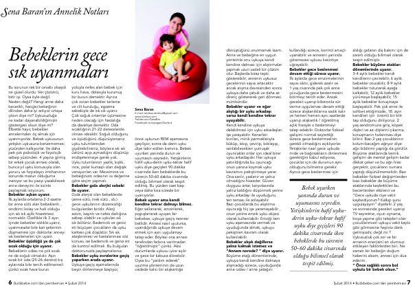 Pembe Mavi Bebek Dergisi her ay Butikbebe.com tarafından hazırlanıyor.  Dorikus.com